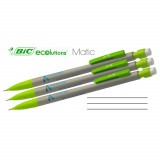 Relatiegeschenk Vulpotlood BIC Matic Ecolutions
