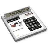 Cadeau d'affaire Calculatrice Design