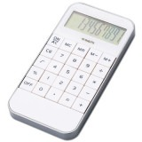 Relatiegeschenk Calculator Phonecall