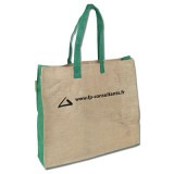 Cadeau d'affaire Sac shopping Jute