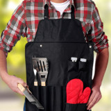 Cadeau d'affaire Set barbecue Chef