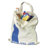 Cadeau d'affaire Sac shopping Coton - court