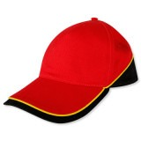 Relatiegeschenk Baseball pet Belgian Fan