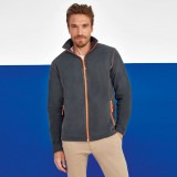 Relatiegeschenk Fleece jacket Nova (heren) 200 g/m²