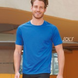 Cadeau d'affaire T-shirt Sporty 140 g/m²