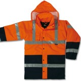 Relatiegeschenk Parka High Visibility Bi-color