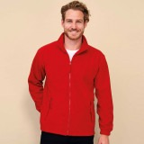 Relatiegeschenk Fleece jacket North (heren) 300 g/m²