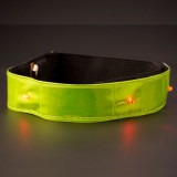 Cadeau d'affaire Brassard fluo Reflect-LED