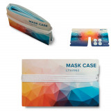 Cadeau d'affaire Etui de masque Guardo Duo-mask