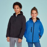 Relatiegeschenk Jacket softshell Kids Replay 340 g/m²