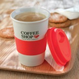 Cadeau d'affaire Mug Takeaway