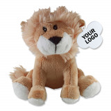 Cadeau d'affaire Peluche Lion