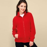 Relatiegeschenk Fleece jacket North (dames) 300 g/m²