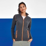 Relatiegeschenk Fleece jacket Nova (dames) 200 g/m²
