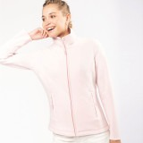 Relatiegeschenk Fleece jacket Kariban Maureen K907 300 g/m²
