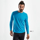 Cadeau d'affaire T-shirt Sporty LSL 140 g/m²