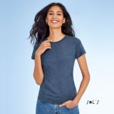 Cadeau d'affaire T-shirt Imperial FIT (femme) 190 g/m²