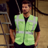 Cadeau d'affaire Gilet fluo Executive 120 g/m²