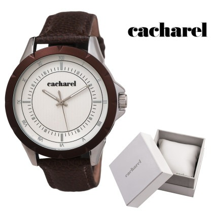 Gratuit Montre London Marron Cacharel
