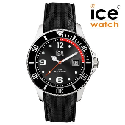 Gratis ICE Watch Steel Black