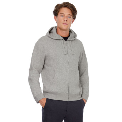 Sweat Hooded full zip 280 g/m²